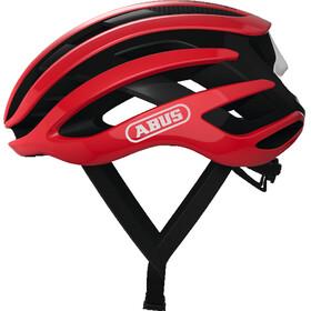 ABUS AirBreaker - Casco de bicicleta - rojo